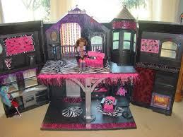 ooak dollhouses details about monster high barbie custom ooak