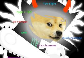 How To Make Doge Meme - oh gosh there are videos on this blog don t make doge angry