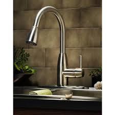 american standard fairbury kitchen faucet american standard 4005ssf fairbury single handle pull down sprayer