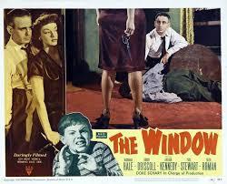 the window 1949 film noir of the week