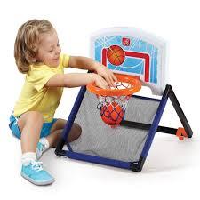 Indoor Wall Mounted Basketball Hoop For Boys Room Floor To Door Basketball Kids Sports Toy Step2