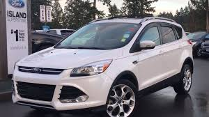 Ford Escape 2014 - 2014 ford escape titanium navigation review island ford youtube