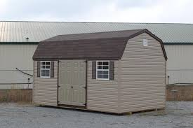 Storage Shed For Backyard by Vinyl Storage Building High Barn Sheds For Sale Maxi Barn