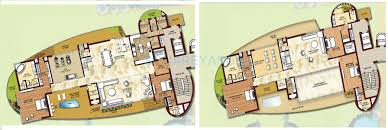 Penthouse Floor Plan by 5 Bhk 10000 Sq Ft Penthouse For Sale In Krrish Provence Estate
