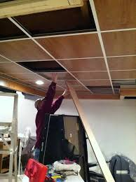 impressive idea drop ceiling ideas for basement drop ceiling ideas
