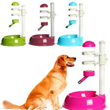 Automatic Dog Waterer And Dog Feeder Dog Feeding And Water Bowls