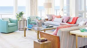livingroom pictures 48 beautiful beachy living rooms coastal living