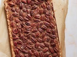 pecan pie thanksgiving pecan pie bars recipe sarah jordan food u0026 wine