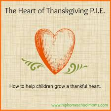 thanksgiving story bracelet poem the heart of thanksgiving pie hip homeschool moms