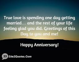 Getting Married Quotes True Love Is Spending One Day Getting Married And The Rest Of Your