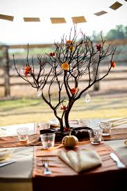 Fall Wedding Table Decor Decorating Ideas Minimalist White Wedding Table Design And