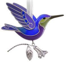 hallmark keepsake christmas ornaments 2015 hummingbird koc event