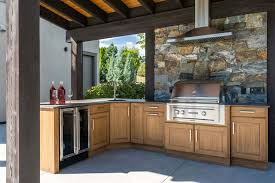 best waterproof material for kitchen cabinets 6 questions answered about designing an outdoor kitchen