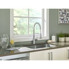 sinks and faucets single handle pullout kitchen faucet top