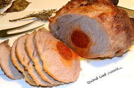 cuisiner un roti de porc au four rôti de porc au chorizo quand nad cuisine