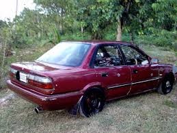 toyota old cars toyota corolla 1995 car show youtube
