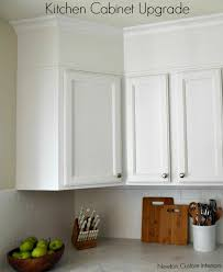 how to paint above kitchen cabinets kitchen reveal kitchen cabinet upgrade newton custom