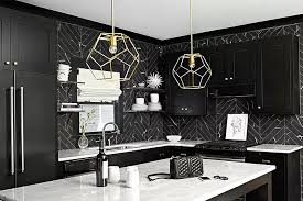are black and white kitchens in style 80 black kitchen cabinets the most creative designs