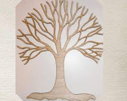 laser cut tree etsy
