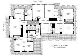 penthouse apartment floor plans london terrace towers floorplans