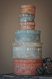 Primitive Decorated Homes 273 Best Nesting U0026 Shaker Boxes Images On Pinterest Nesting
