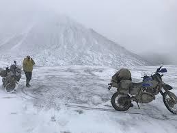 all this posting of winter rides reminds me of atigun pass alaska