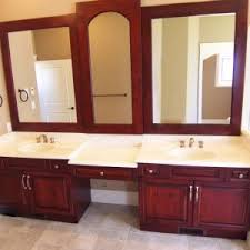 Small Bathroom Sinks With Cabinet Bathroom Wonderful Double Sink Vanity With Lovely Mirror For