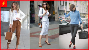 18 great business casual for women style ideas youtube