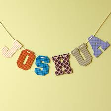 Childrens Bedroom Wall Letters