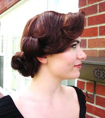 hair and makeup vintage vintage prom retro inspired prom formal hair makeup tutorial youtube