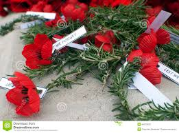 red poppy anzac day remembrance day stock photo image 54572833