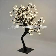 warm white led wedding lighting tree led flower tree light