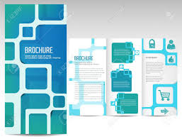 brochure templates pages awesome 3 page brochure template tri fold