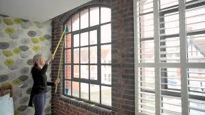 how to measure an arched window for shutters youtube