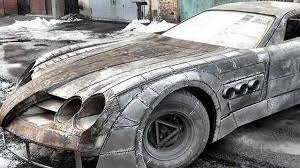 Russian Car Meme - handmade russian mercedes slr mclaren replica car humor