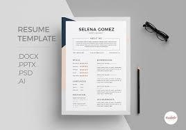 View Resume Examples by Elegant Resume Template Resume Example 41 Elegant Resume Template