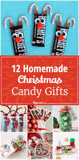 12 christmas candy gifts easy via tipjunkie