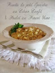 cuisiner le petit eautre j en reprendrai bien un bout risotto de petit épeautre au citron