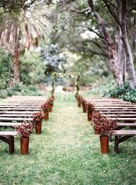 outdoor tree decorations for weddings outdoor wedding outdoor tree