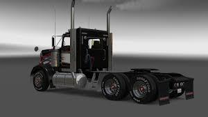 kenworth w900 specs aarons default w900 skin american truck simulator mod ats mod