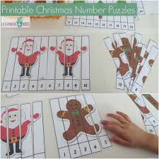 the ultimate christmas printable activity pack number puzzles