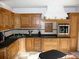 cuisine chene cuisine chene clair plan travail noir la cuisine en cuisinart