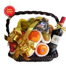 new years basket new years hers basket sweet delivery to hong kong