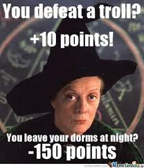 Harry Potter Meme - harry potter logic by readingisfun meme center