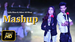 pashto u0026 urdu new songs 2017 laila khan u0026 akbar ali khan mashup