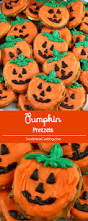 Easy To Make Halloween Snacks by Best 25 Halloween Pretzels Ideas On Pinterest Halloween Snacks