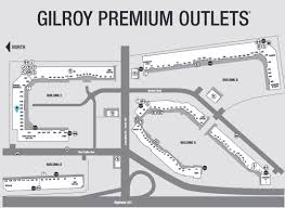 vacaville outlets map gilroy outlet map my