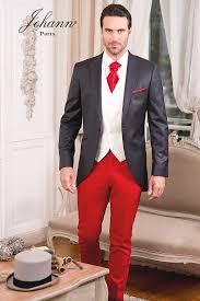 veste mariage veste de mariage en forme anglaise courte cintrée portée avec un