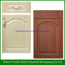 mdf kitchen cabinet doors china kitchen furniture parts 18mm pvc vacuum mdf kitchen cabinet