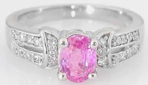 rings pink stones images Pink sapphire rings jewelry mysapphiresource jpg